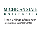 Michigan Agricultural Exporter of the Year Addresses Global Business Club